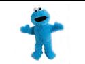 "Sesame Street Cookie Monster Body Puppet 15"" by Gund"
