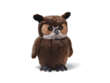 "Brown Small Owl 9"" by Gund"
