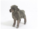 "Little Black Lamb 7.09"" by Hansa"