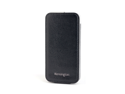 Kensington Portafolio Black Snake Flip Wallet for iPhone 5 K39610WW
