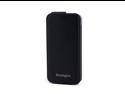 Kensington Portafolio K39604WW Carrying Case (Wallet) for iPhone - Black Marble
