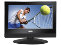 13.3 Inch Naxa NT-1304 12 Volt AC/DC Widescreen 1080i HD LED TV w/ ATSC Digital Tuner