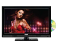"Naxa NTD-2453 24"" Inch  LED 12Volt AC/DC1080p HDTV w/ DVD and USB/SD Inputs"
