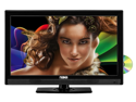 15.6 Inch Naxa RBNTD-1552 12 Volt AC/DC LED 1080i Digital HDTV W/ DVD Player