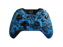 Custom Xbox One Controller with Blue Urban Matte Shell