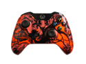 Custom Xbox One Controller Special Edition Orange Nightmare Controller