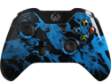 Xbox One Modded Controller: Blue Fire Master Mod Compatible with Titanfall, Call of Duty: Ghosts and Battlefield 4