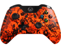 Xbox One Modded Controller: Orange Urban Master Mod Compatible with Titanfall, Call of Duty: Ghosts and Battlefield 4