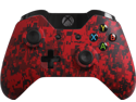 Xbox One Modded Controller: Red Urban Master Mod Compatible with Titanfall, Call of Duty: Ghosts and Battlefield 4
