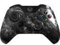 Xbox One Modded Controller: Steel Zombie Hazard Master Mod Compatible with Titanfall, Call of Duty: Ghosts and Battlefield 4