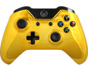 Modded Xbox One Controller Special Edition Gold Adjustable Rapid Fire Controller
