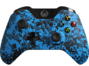 Modded Xbox One Controller Special Edition Blue Urban Adjustable Rapid Fire Controller