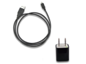 AC Charger + USB Data Cable for Cricket U.S. Cellular Virgin Mobile HTC One V