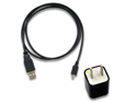 AC Wall Charger + USB Sync Data Cable for Samsung SPH-M370 Trender SPH-M380