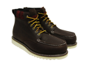 "Wolverine 1883 Shindell 6"" Water Proof Moc Toe Brown Mens Casual Dress Boots"