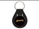Anaheim Mighty Ducks Leather Keychain