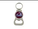 Colorado Avalanche Bottle Opener Keychain