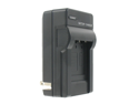 TechFuel Travel Battery Charger for Sony Cyber-shot DSC-P100 Digital Camera