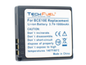 Ricoh CX1 Digital Camera Battery, New TechFuel DB-70 Battery