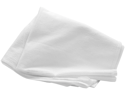 "Flour Sack Towels Bulk-30""X30"" White"