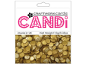Candi Dot Embellishments .35oz-Metallique - Tungsten