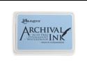 Archival Inkpad #0-French Ultramarine