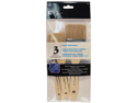 Chip Brush Set 3/Pkg-