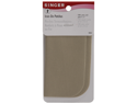 "Iron-On Patches 5x5"" 2/Pkg-Khaki"
