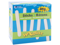 "Woodsies Jumbo Craft Sticks-6"" 300/Pkg"