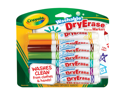 Washable Dry Erase Markers 12/Pkg-