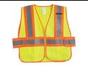 Jackson Safety 3012874 Vest Cl2 2 Tone Deluxe Reflective Class 2, 2XL-5XL