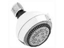 Alsons Corporation 76563 5 Spray Showerhead Chrome Massage 5 Spray Settings - Ea