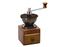 Hario Small Coffee Ceramic Burr Grinder Wood Collectible USA SHIP MM-2