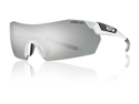 Smith Optics Pivlock V2 White Sunglasses W/Super Plantinum Lens Outdoor Sports