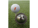 Tin Cup Bolt Golf Ball Custom Marker Alignment Tool