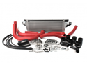 Perrin 08+ WRX STi RED Front Mount Intercooler FMIC