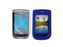 skin case + screen protector for Blackberry Torch 9800