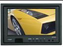 """BOSS AUDIO BV7HIR 7"""" Widescreen Headrest Monitor"""