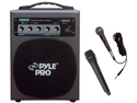 PylePro PWMA600 100 Watt Wireless Battery Powered PA System
