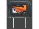 "NEW PLANET AUDIO PH7AC 7"" UNIVERSAL HEADREST WIDESCREEN MONITOR W/ DVD PLAYER"