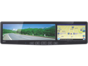 Boyo VTG43 Rear View Mirror with 4.3-Inch Touch Panel LCD with Navigation/Bluetooth