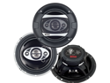 "New Pair Boss P654c 6.5"" 400W 4 Way Phantom Series Car Audio Speakers 6 1/2"""