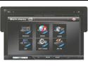 "New Power Acoustik Pd-710 7"" Touchscreen Car Stereo Usb Car Radio Dvd Car Auio"