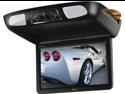 New Boss Bv101mc 10.1 Widescreen Lcd Overhead Monitor W/ Dvd Wireless Headphones