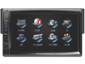 "New Power Acoustik Pd712b 7"" Touchscreen Cd/Dvd/Mp3 Car Player Bluetooth Pd-712B"