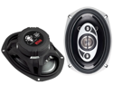 "New Pair Boss P694c 6X9"" 800W 4 Way Phantom Series Car Audio Speakers 6X9"""