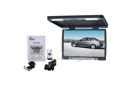 """NEW TVIEW T2207IRGR 22"""" WIDESCREEN OVERHEAD FLIP DOWN LCD MONITOR W/ REMOTE"""