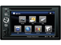 "POWER ACOUSTIK PTID6250B 6.2"" TOUCHSCREEN DVD/CD/USB/SD DOUBLE DIN W/ BLUETOOTH"