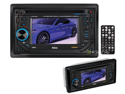 "BOSS AUDIO BV9158B BLUETOOTH DOUBLE-DIN MEDIA RECEIVER W/ 4.5"" TFT TOUCHSCREEN"
