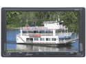 Lanzar - 7'' Double Din TFT Touch Screen DVD/VCD/CD/MP3/MP4/CD-R/USB/SD-MMC Card Slot /AM/FM